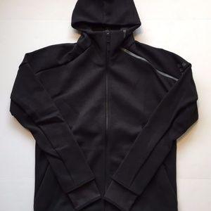 adidas Z.N.E. Hoodie Black fits like an XL